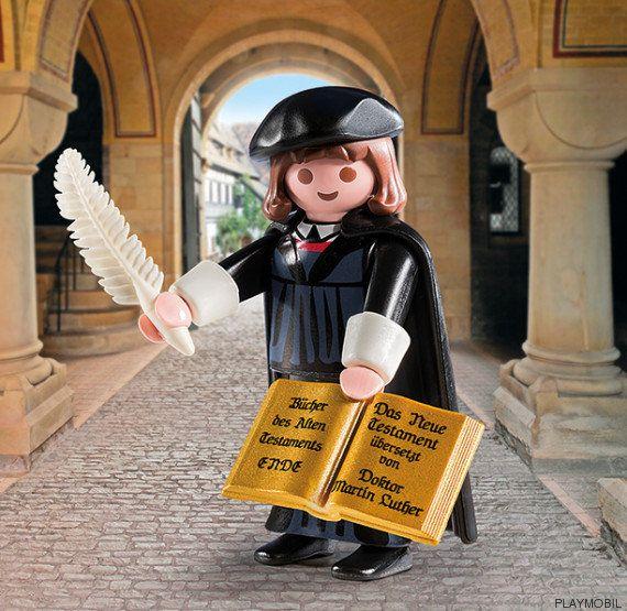 El clic de Lutero, el que más rápido se ha vendido en la historia de