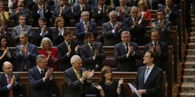 Premio 'corazón de piedra' para Rajoy por sus