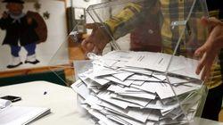 El PP se consolida como primera fuerza y Podemos-IU supera a los
