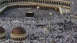 Las imágenes más impactantes de la peregrinación a La Meca