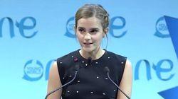 Emma Watson vuelve a emocionar con un discurso sobre