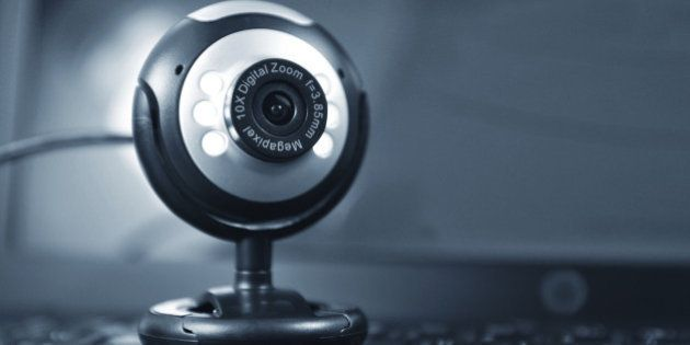 Londres espió las cámaras web de 1,8 millones de usuarios de