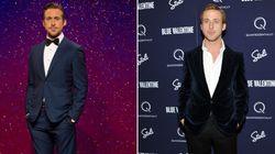 Ryan Gosling: al fin un muñeco de cera que se parece al personaje