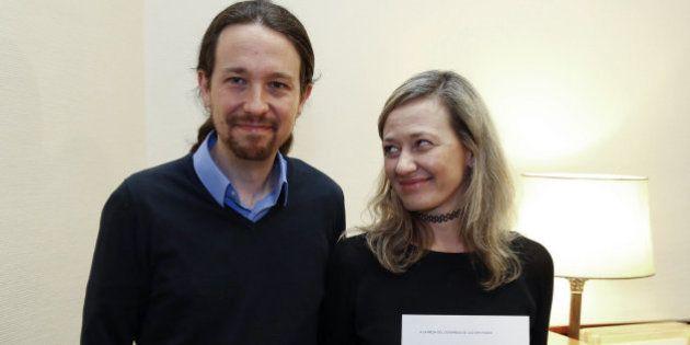 La diputada de Podemos Victoria Rosell renuncia a la Diputación Permanente tras ser encausada por el