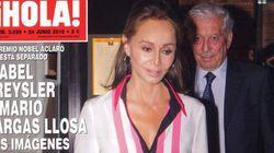 Mario Vargas Llosa e Isabel Preysler: cena para dos, según