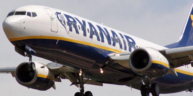 Fomento investiga a Ryanair por sus vuelos con poco