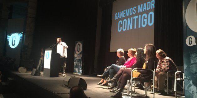 Ganemos Madrid alcanza las 30.000 firmas de apoyo para presentarse a las elecciones