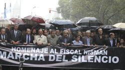 Miles de personas reclaman justicia para Nisman en Buenos
