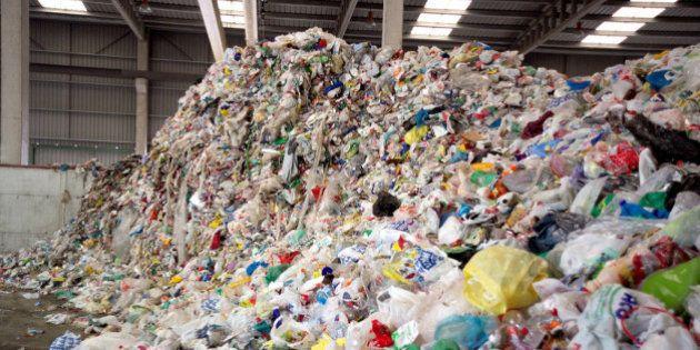 Los países que más basura generan y los que más reciclan del