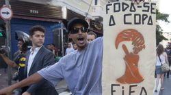 Al menos 143 detenidos en Brasil en las protestas contra el