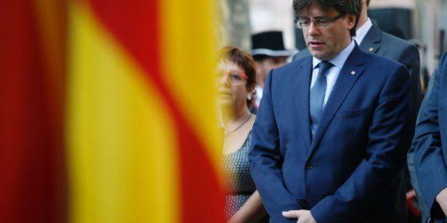 Puigdemont solo impulsará el referendo si es