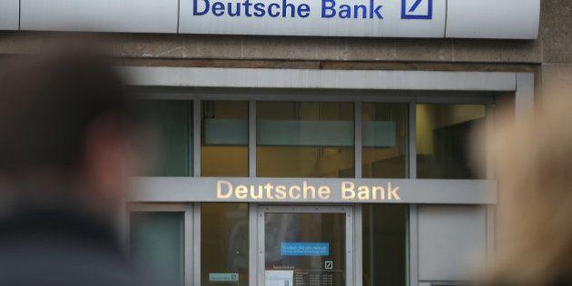 Deutsche Bank deberá devolver por mala praxis 3 millones a 49
