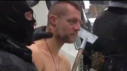 Se convierte en el símbolo de la resistencia en Ucrania