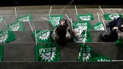Los socialistas griegos se hunden... y los neonazis se