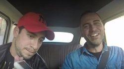 El Langui le gasta una broma a Miguel Ángel Revilla, presidente de