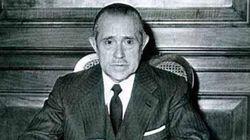 Memoria Histórica quiere retirar el título de hijo predilecto de Madrid a Arias