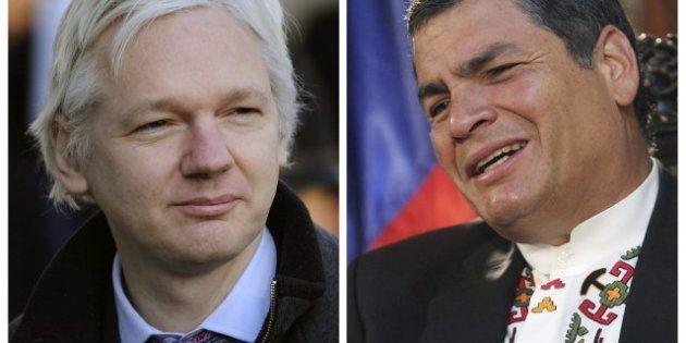 Ecuador se inclina por dar asilo a Julian Assange, fundador de Wikileaks, según The