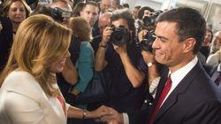¿A quién besa más entusiasmada Susana, a ZP o a