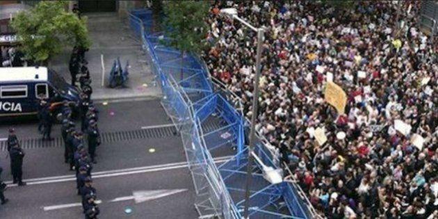 Autorizada la protesta de 'Rodea el Congreso' del sábado por la