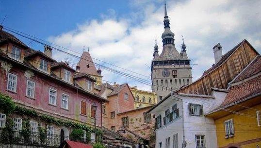 Transilvania no es solo Drácula, Transilvania es mucho