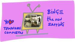 Del 'zapping' al 'binge', la televisión