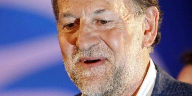 Rajoy confirma en Pontevedra que ha recuperado sus gafas seis meses después de ser