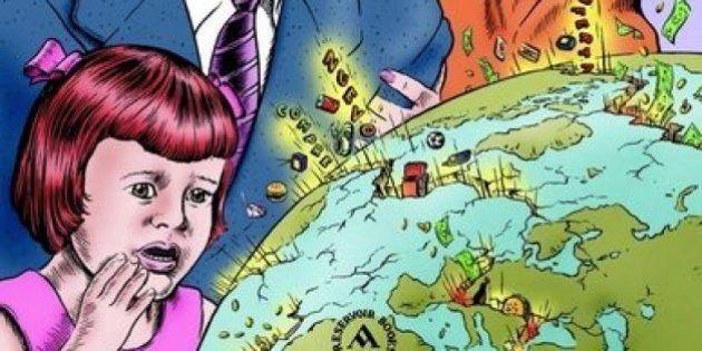 Cómics sobre economía: aprender cómo funciona la economía.... y hasta algún chiste