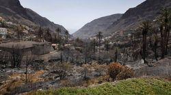 El de La Gomera sigue activo, pero hay otro incendio... en