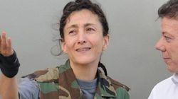 Betancourt, secuestrada por las FARC: