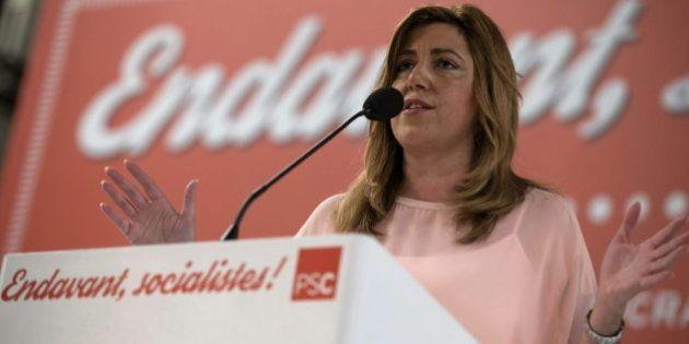 Susana Díaz compara a Rajoy con un
