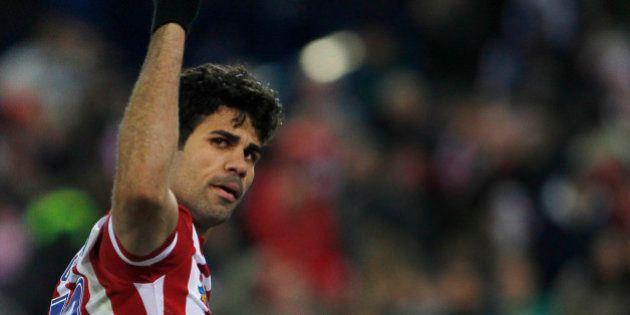 Diego Costa, convocado para el amistoso frente a