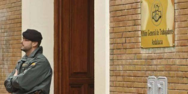 Detenido el extesorero de UGT Andalucía, Federico Fresneda, y otras 13 personas por los cursos de