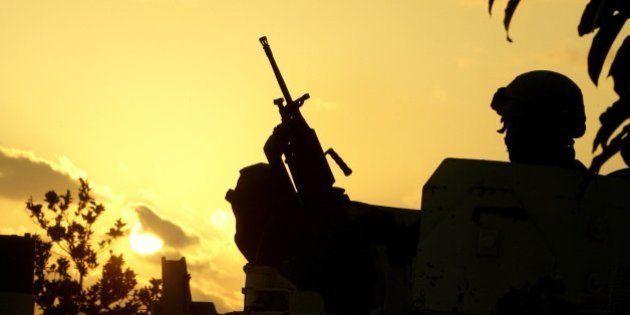 Israel bombardea un objetivo