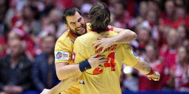 España vence a Croacia y gana el bronce en el Europeo de
