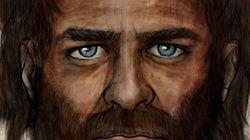 Un cazador leonés de hace 7.000 años, moreno y de ojos
