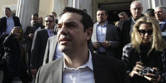 Syriza quiere refundar Europa con Podemos e