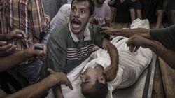 17 muertos por el bombardeo israelí de una escuela de la ONU en