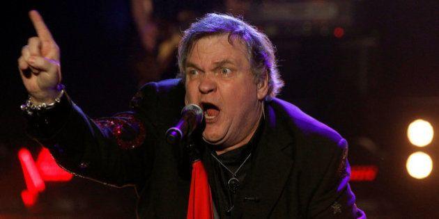 Meat Loaf se desploma durante un concierto y se desconoce su