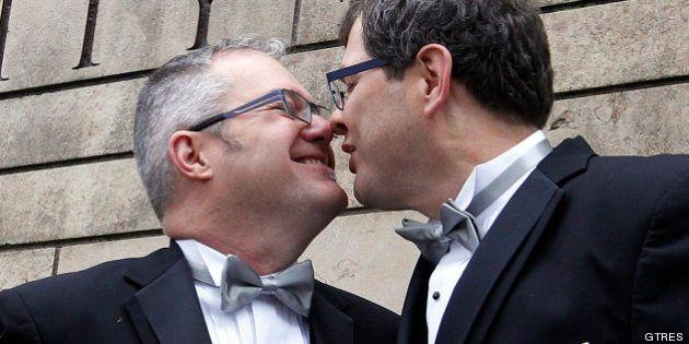 Matrimonio Gay en Reino Unido: derecho a bodas gays en Inglaterra y Gales desde