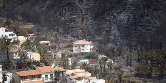 La mayoría de los vecinos de La Gomera vuelven a casa tras los