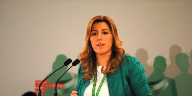 Susana Díaz presidirá el congreso extraordinario del
