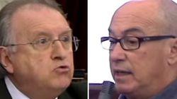 Un concejal del PP reprocha a uno de IU que cobre pensión por tener