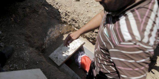 Rabia y dolor en Palestina por el asesinato del bebé quemado por los