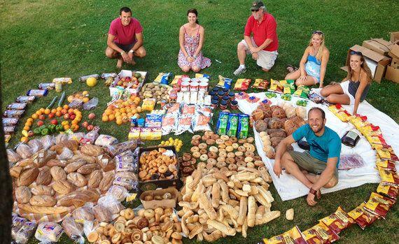 El desastre del despilfarro alimentario: hay que verlo para