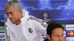 Mourinho también la lía con la prensa inglesa