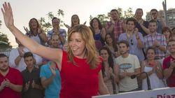Susana Díaz no descarta un adelanto electoral en