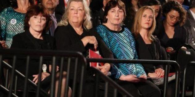 Quiénes son las 4 mujeres que Donald Trump ha invitado al
