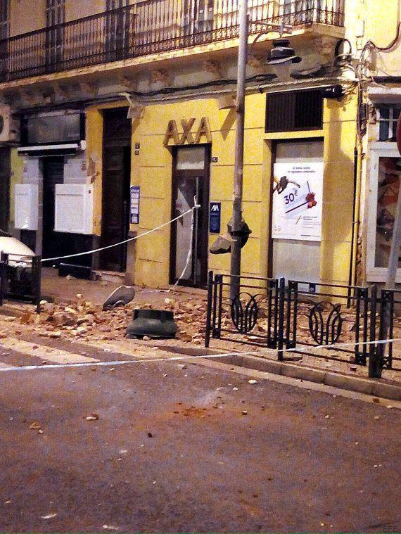 Un terremoto de 6,3 entre España y Marruecos sacude el sur de la