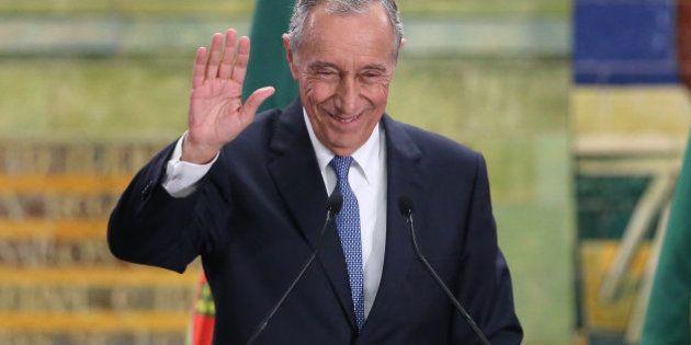 Portugal gira a la derecha con la elección de Rebelo de Sousa como nuevo presidente de
