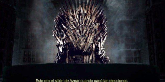 #HablemosDeSillones, el contraataque de Podemos contra los que le acusan de ansia de poder